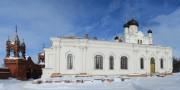 Троицкий Мариинский монастырь. Собор Троицы Живоначальной - Егорьевск - Егорьевский городской округ - Московская область