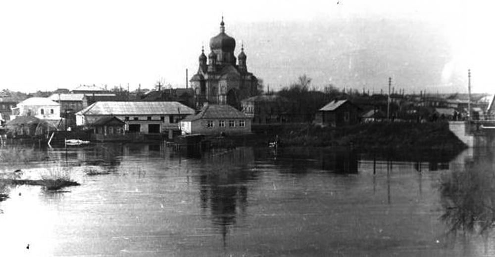 Церковь Казанской иконы Божией Матери, Петровск