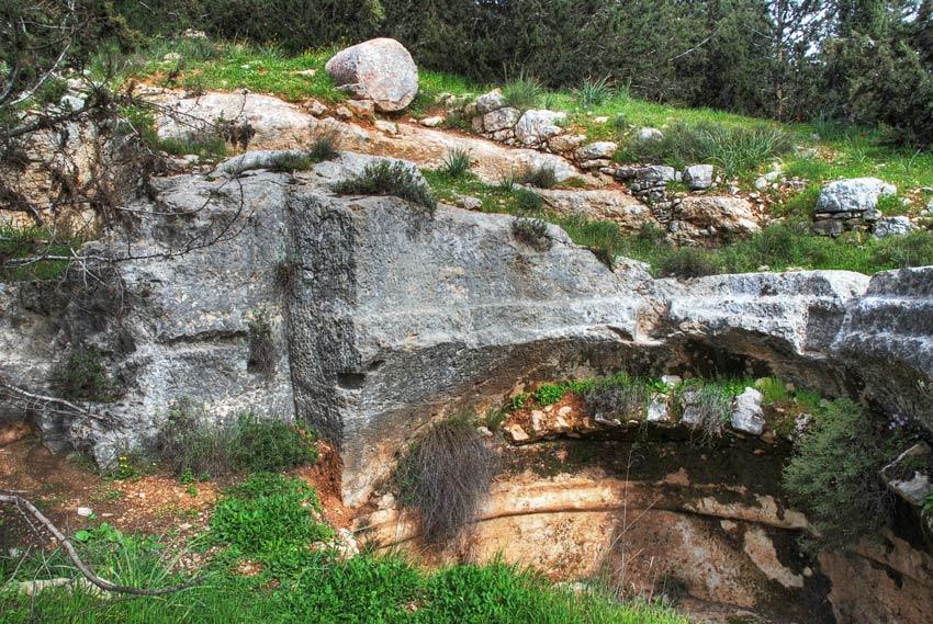 Неизвестный монастырь, Иерусалим - Новый город