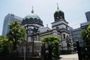 Токио. Воскресения Христова, кафедральный собор