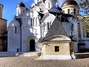 Старицкий Успенский мужской монастырь. Мавзолей-усыпальница И.Ф. Глебова - Старица - Старицкий район - Тверская область