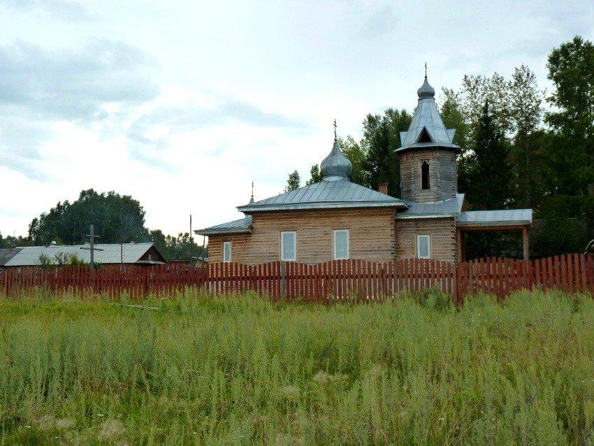 Церковь Луки (Войно-Ясенецкого), Большая Мурта