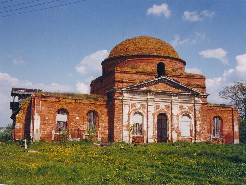 Церковь Успения Пресвятой Богородицы, Михеево