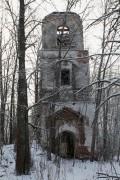 Колокольня церкви Николая Чудотворца - Никольское (Никольское Масальское), урочище - Грязовецкий район - Вологодская область