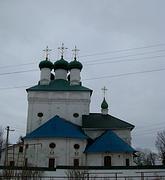 Путивль. Свято-Духов монастырь. Собор Спаса Преображения