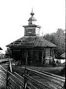 Часовня Покрова Пресвятой Богородицы - Песок - Вожегодский район - Вологодская область