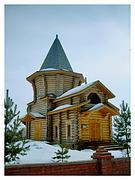 Церковь Иннокентия, епископа Иркутского - Партизанское - Партизанский район - Красноярский край