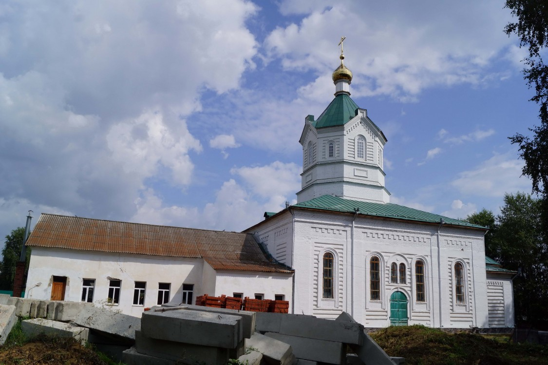 Пророко-Ильинский мужской монастырь, Месягутово