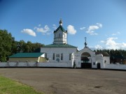 Пророко-Ильинский мужской монастырь - Месягутово - Дуванский район - Республика Башкортостан