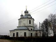 Церковь Троицы Живоначальной - Корцово - Солигаличский район - Костромская область