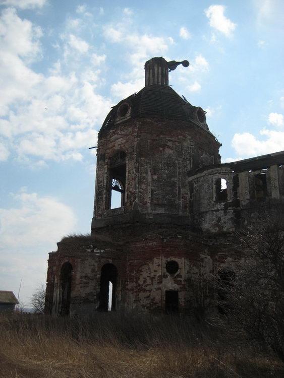 Церковь Спаса Нерукотворного Образа, Луканово