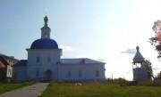 Зелёные Горы. Спасо-Зеленогорский женский монастырь. Церковь Казанской иконы Божией Матери