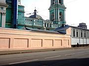 Церковь Василия Блаженного в Елохове - Басманный - Центральный административный округ (ЦАО) - г. Москва