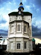 Посольское. Посольский Спасо-Преображенский монастырь. Собор Спаса Преображения