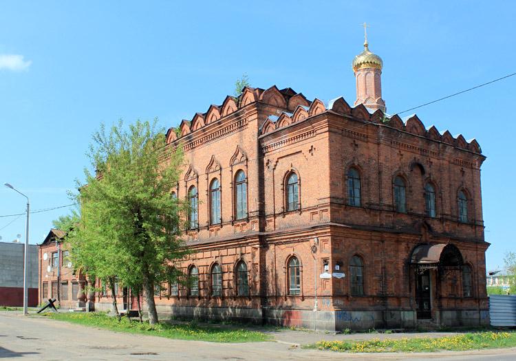 Церковь Толгской иконы Божией Матери, Рыбинск