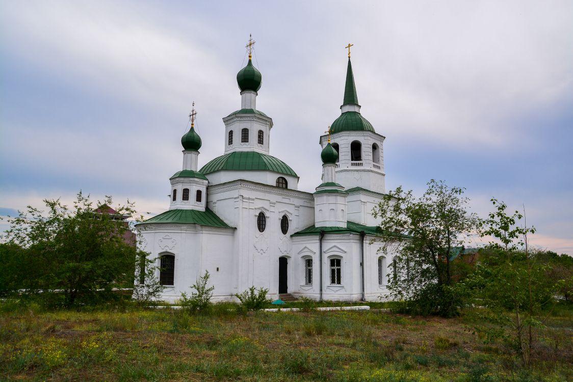 Церковь Троицы Живоначальной, Улан-Удэ