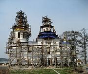 Усть-Куда. Казанской иконы Божией Матери, церковь