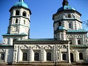 Иркутск. Троицы Живоначальной, церковь