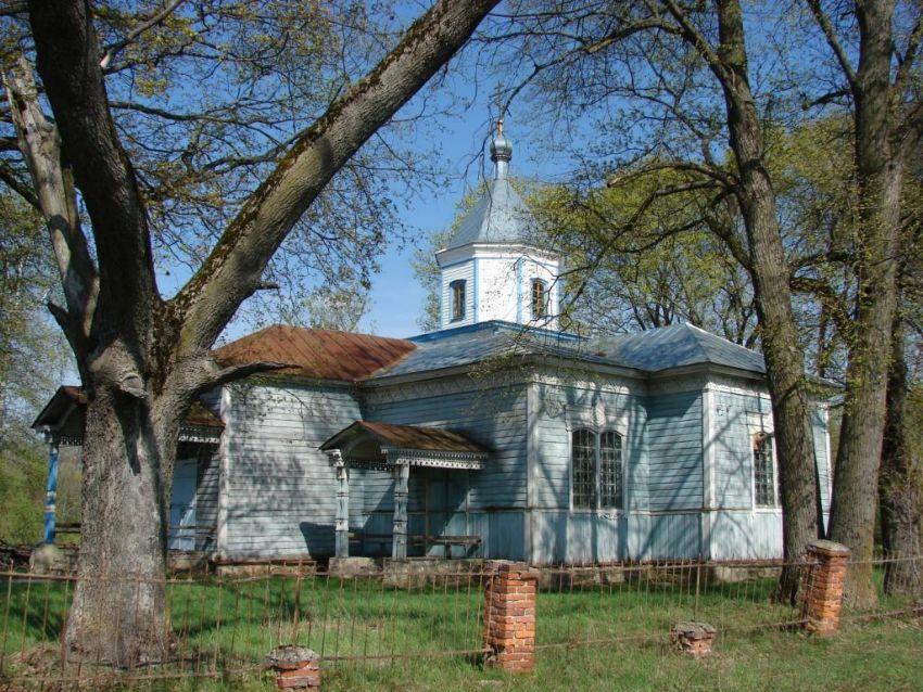 Церковь Николая Чудотворца, Челхов