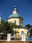 Иркутск. Спаса Преображения, церковь