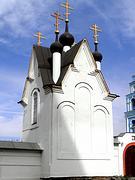 Марфо-Мариинский монастырь. Часовня Николая и Александры, царственных страстотерпцев - Белгород - Белгород, город - Белгородская область