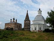 Храмовый комплекс бывшего села Воронцово - Дубенское - Вадский район - Нижегородская область