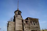 Часовня Николая Чудотворца - Тыдор - Усть-Вымский район - Республика Коми