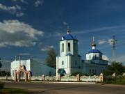 Церковь Покрова Пресвятой Богородицы - Чернава - Измалковский район - Липецкая область