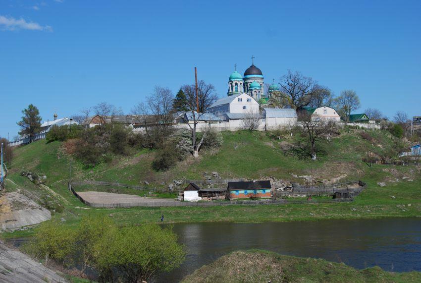 Георгиевский Городницкий ставропигиальный мужской монастырь, Городница