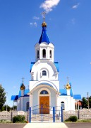 Церковь Покрова Пресвятой Богородицы - Воскресенское - Жовтневый район - Украина, Николаевская область
