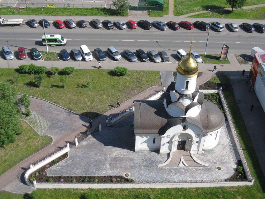 Церковь Владимира, митрополита Киевского в Свиблове (новая), РњРѕСЃРєРІР°
