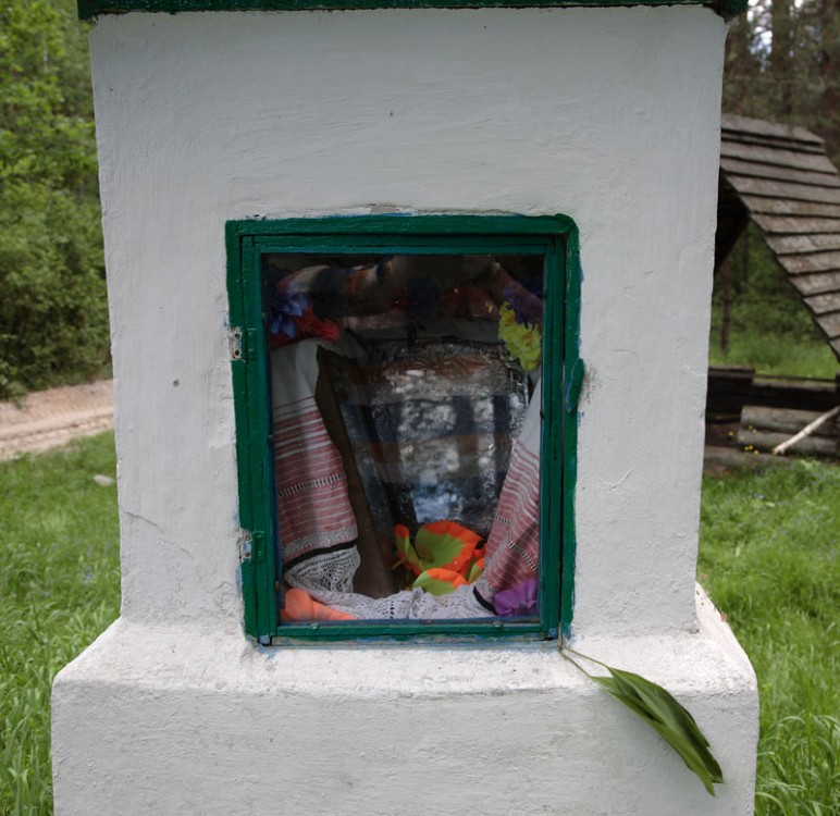 Неизвестная часовня, Бояновичи