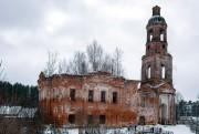 Церковь Воздвижения Креста Господня - Шашково - Рыбинский район - Ярославская область