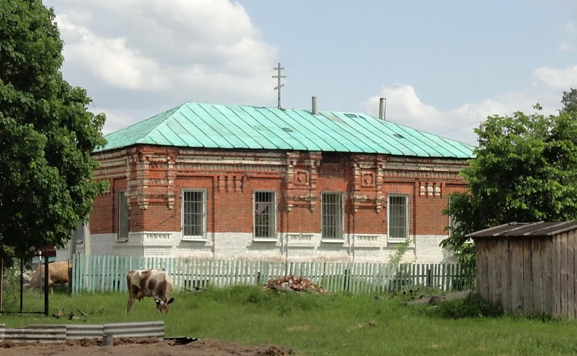 Введенский скит. Неизвестная (крестильная) церковь, Прибрежный