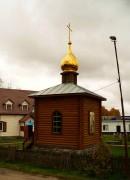 Часовня Николая Чудотворца - Трасса М51 - Каргатский район - Новосибирская область