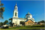 Можга, село. Казанской иконы Божией Матери, церковь