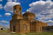 Церковь Рождества Пресвятой Богородицы - Рычково - Белозерский район - Курганская область