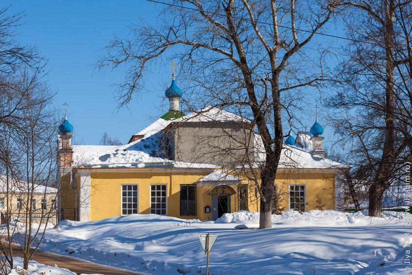 Церковь Николая Чудотворца, Гаврилов-Ям