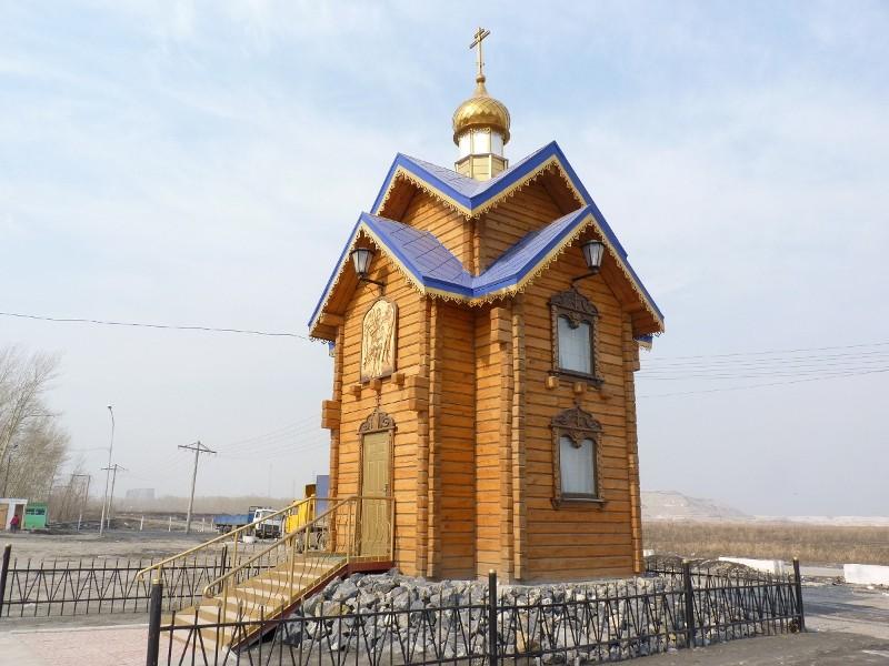 Часовня Михаила Архангела, Ачинск