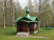 Часовня Георгия Победоносца - Куремяэ - Ида-Вирумаа - Эстония