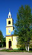 Церковь Троицы Живоначальной - Шуйское - Междуреченский район - Вологодская область