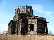 Церковь Николая Чудотворца - Мокрая Поляна - Никольский район - Пензенская область
