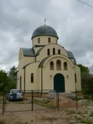 Тюри (Türi). Троицы Живоначальной, церковь