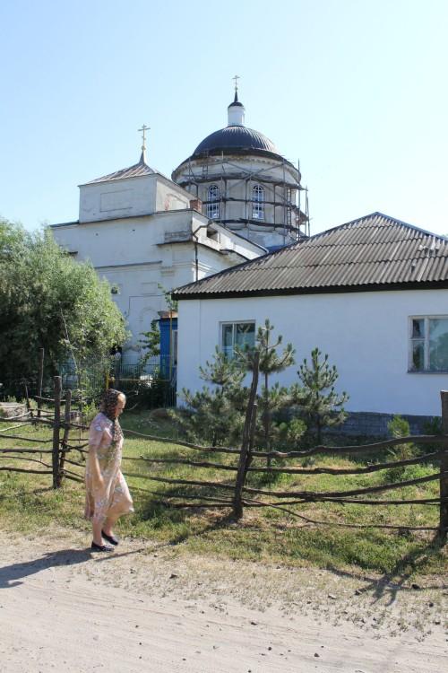 Церковь Успения Пресвятой Богородицы, Кочетовская