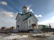 Фрунзенский район. Серафима Вырицкого, церковь