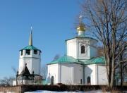 Церковь Спаса Преображения - Прибуж - Гдовский район - Псковская область