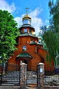 Церковь Иоасафа Белгородского (на Нивках) - Киев - Киев, город - Украина, Киевская область