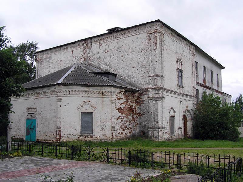 Церковь Рождества Пресвятой Богородицы, Чуровское