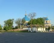 Первомайск. Покрова Пресвятой Богородицы, церковь