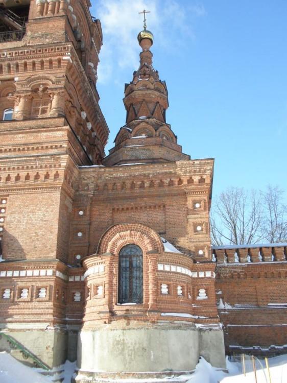 Черниговский скит. Церковь Константина и Елены, Сергиев Посад
